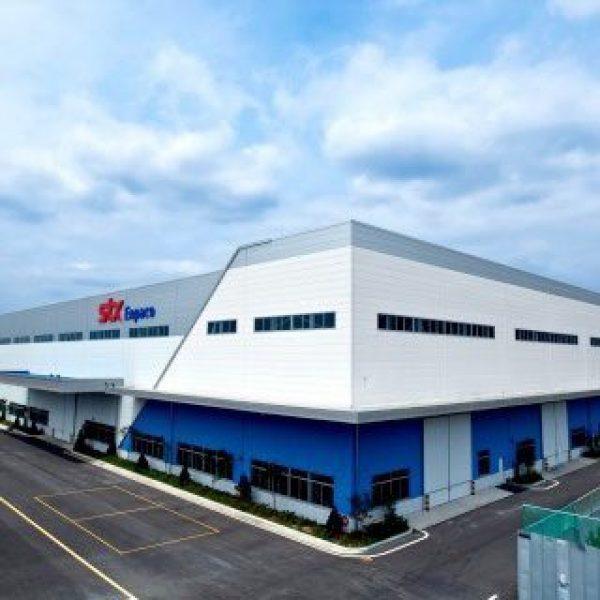 STX엔파코 대구 공장
