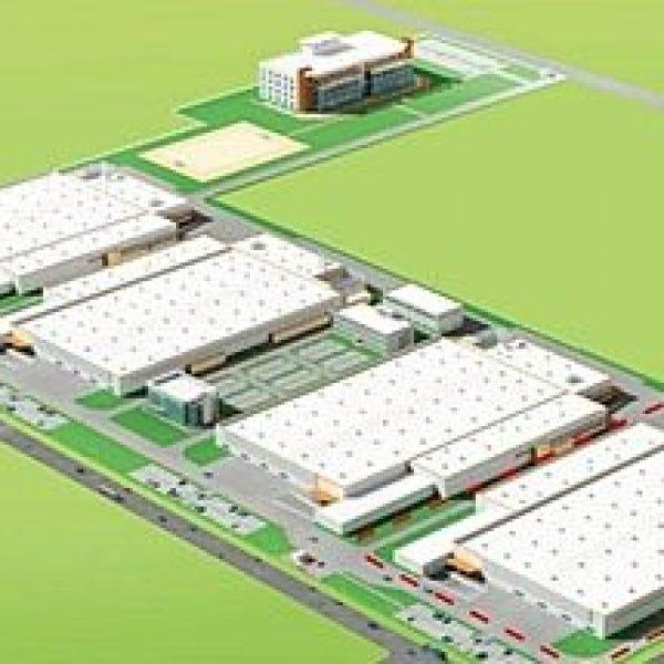 현대아반시스 CIGS박막 태양전지공장